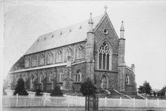 """These days St Patrick's Cathedral – known as the """"Cathedral of Light"""" – is regarded as one of the most important and imposing landmarks in Toowoomba."""