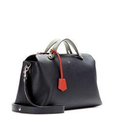 mytheresa.com - Кстати кожаные тотализатор - Наплечные сумки - Сумки - Роскошные мода для женщин / дизайнер одежды, обуви, сумок
