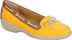 Women's Softspots Ally - Yellow/Tan