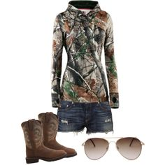 Camo with country style .. can't miss it!!!