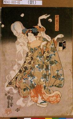 画力ハンパない!日本画や浮世絵に描かれた髑髏(ドクロ)たち21選 – Japaaan 日本文化と今をつなぐ