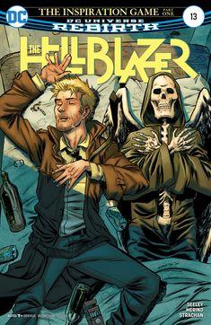 The HellBlazer, comic book no.13. read online.