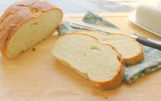 Good Thymes and Good Food: Italian Sandwich Bread