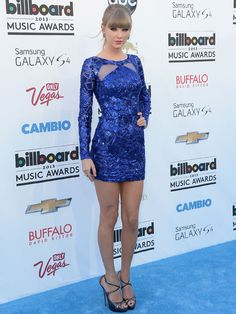 Smokin' Taylor Swift at Billboard Music Awards http://www.ivillage.com/best-and-worst-dressed-fashion-billboard-music-awards/1-a-536677