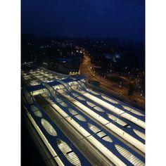 Arnhem Central - NL Arnhem \ Design: UNStudio in collaboration with Cecil Balmond (Arup)