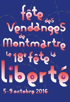 Fête des Vendanges de Montmartre 2016 - du 5 au 9 octobre 2016