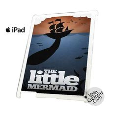 Disney minimalist the little mermaid Phone Case For Apple, iphone 4, 4S, 5, 5S, 5C, 6, 6 +, iPod, 4 / 5, iPad 3 / 4 / 5, Samsung, Galaxy, S3, S4, S5, S6, Note, HTC, HTC One, HTC One X, BlackBerry, Z10