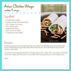 Last month I shared this fabulous recipe over at My Mommy Style (Love those gals!!)! I wanted to share it with you here today just in case you missed it over there! I grew up with a love for Asian cuisine. My dad served a 2-year mission for our church in Japan and he shared... Read More »