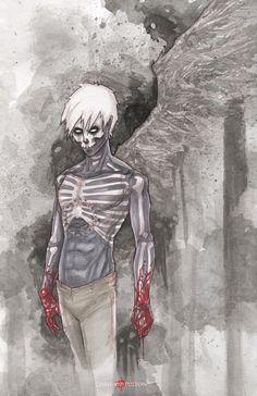Bloody Hands - Hobo Heart by ChrisOzFulton.deviantart.com on @deviantART