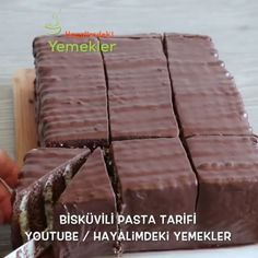 Paneer Pakora Recipes, Cake Recipes, Dessert Recipes, Biscuit Cake, Arabic Food, Turkish Recipes, Food Labels, No Bake Cake, Food And Drink