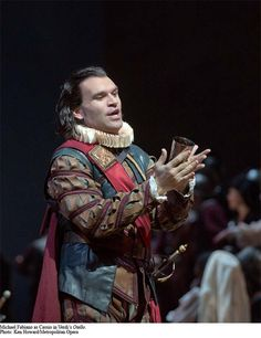 Jumping into the Fire: Tenor Michael Fabiano on Met Opera's 'Fledermaus' & Career Development