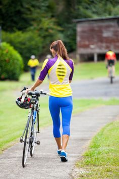 cycling jersey with style