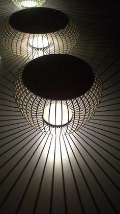 Nueva Lámpara Silla from Vibia #lighting #vibia #shadow | Livingspace www.livingspace.com