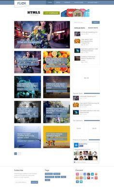 Flick Theme Review - MyThemeShop