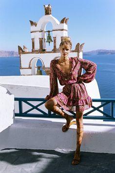 Spell Kombi Mini Skirt Spice - Call Me The Breeze - 2