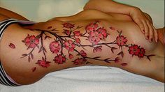 cherry-blossom-japanese-tattoos-side