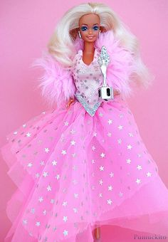 1988 Super Star Barbie