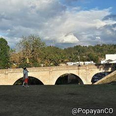 #Clima #PopayánCO min: 14ºC max: 25ºC Mañana: Cielo Parcialmente Nublado  Tarde: Nublado  Noche: Cielo Parcialmente Nublado