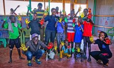 Fun and games at Kenyan children's center  International humanitarian group has footprint in more than 15 countries.  http://www.fromthegrapevine.com/photos/lifestyle/kenyan-childrens-center-israaid