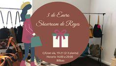 Showroom de Reyes – Y es con este Showroom en Bilbao despedimos la temporada, hasta marzo no volveremos a tener otro Showroom de venta directa con la marca, así que si quieres conocer, ver y tocar los productos de diseño hecho a mano de con S de Su, te sugiero que te pases este próximo martes por la Gran vía de Bilbao y allí podrás hacer tus compras de Reyes... #citamensual #compras #hechoamano