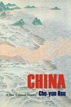 China: A New Cultural History #china #history #books