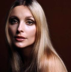 Portrait of Sharon Tate by Terry O'Neill ~ 1968