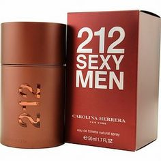 Carolina Herrera 212 sexy perfume has that sensual smell which would be loved by any gentleman. The woodsy scent of the spray is best recommended for the ...