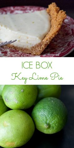 Ice Box Key Lime Pie: one of my favorite desserts. Easy and refreshing summer recipe! Food | America's Test Kitchen