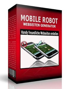 Hier gibt es den Handy Webseiten Generator für Dich!     http://raicom.at/mobirobot/