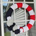 Independence Day Wreath tutorial