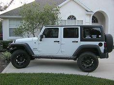 eBay: 2013 Jeep Wrangler Unlimited 4 door 2013 Jeep Wrangler Unlimited #jeep #jeeplife