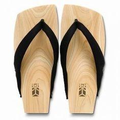 Mizutori Wood Sandals (Men)