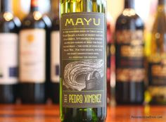 The Reverse Wine Snob: Mayu Pedro Ximenez 2012 - Refreshingly Refreshing! Meet Pedro Ximenez: A grape varietal long used in the production of brandy and sherry makes a surprisingly delicious #wine. http://www.reversewinesnob.com/2014/04/mayu-pedro-ximenez.html #winelover