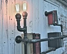 Another use of old pipes