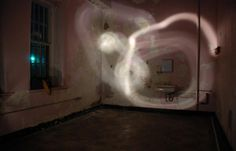 possible paranormal activity - Trans-Allegheny Lunatic Asylum