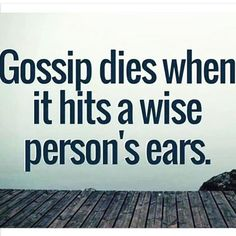 The buck stops here...#always #nogossipzone #mylipsaresealed  I TAKE SECRETS TO THE GRAVE