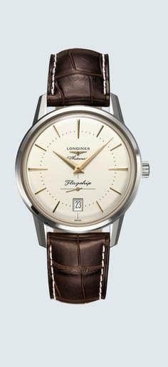 c2ff327dd85 Reloj zoom Flagship Heritage L4.795.4.78.2 Latest Watches