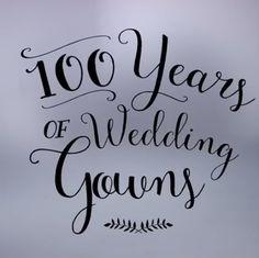 Sunteti curioase cum au evoluat rochiile de mireasa de-a lungul timpului? Va prezentam o colectie de 100 modele de rochii, din anii 1915 pana in prezent! #stunning #traditions #fashion #trends #brides #weddings #auroraweddings
