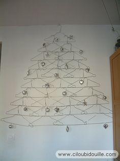 Sapin de Noël et/ou calendrier de l'avant