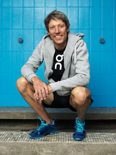 A Few Words With Olivier Bernhard, On Running – Founder
