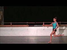 malteseballerina: Misty! Her legs and strength wow !