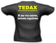 Camiseta en impresión directa. Distintas tallas. Colores: Negro, blanco, tan, verde oliva y gris Precio; 17€