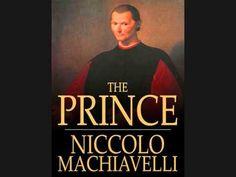 Niccolo Machiavelli the prince 1 of 5