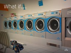 What if KLM were a laundry company?