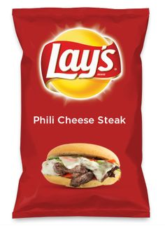 Wouldn't Phili Cheese Steak be yummy as a chip? Lay's Do Us A Flavor is back, and the search is on for the yummiest flavor idea. Create a flavor, choose a chip and you could win $1 million! https://www.dousaflavor.com See Rules.