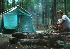 solo-camping trucos para acampar mas comodo