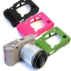 Nice Case Camera Protective Body Cover Case for Fuji Fujifilm XA3 XA-3 XA10 XA-10 Soft Silicone Camera Bag for Fuji XA3 XA10 #Affiliate