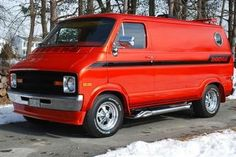 1974 Dodge Van Fully Restored And Custom