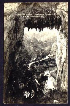 Jenolan Caves - Carlotta Arch