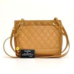 Chanel Quilted Leather Caviar. Shoulder Bag $1,870